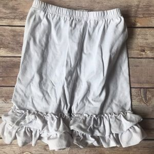 Other - Shorties- White